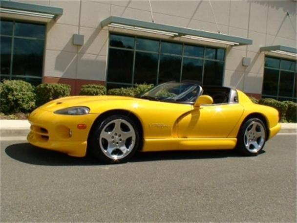 2001 dodge viper for sale in benicia california classified. Black Bedroom Furniture Sets. Home Design Ideas