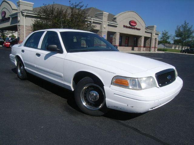 2001 ford crown victoria police interceptor for sale in lafayette indiana classified. Black Bedroom Furniture Sets. Home Design Ideas