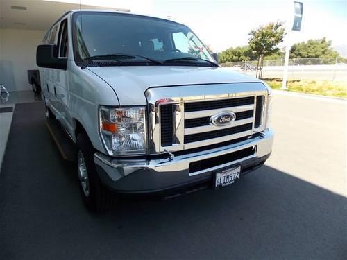 2001 ford e 350 xl super duty passenger van for sale in vallejo california classified. Black Bedroom Furniture Sets. Home Design Ideas