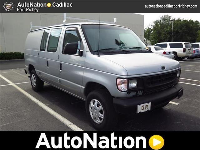 2001 ford econoline cargo van for sale in port richey florida classified. Black Bedroom Furniture Sets. Home Design Ideas