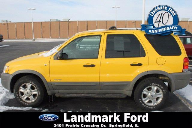 2001 Ford Escape Xlt Taylorville Il For Sale In