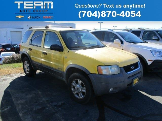 2001 Ford Escape XLT XLT 4WD 4dr SUV