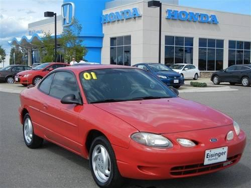2001 ford escort 2dr car zx2 for sale in evergreen montana classified. Black Bedroom Furniture Sets. Home Design Ideas