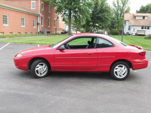 2001 ford escort zx2 for sale in dayton indiana classified. Black Bedroom Furniture Sets. Home Design Ideas