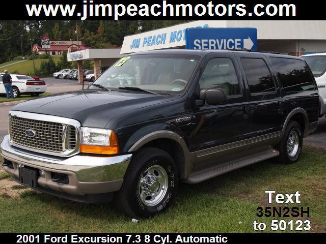 2001 ford excursion limited for sale in brewton alabama for Jim peach motors brewton al