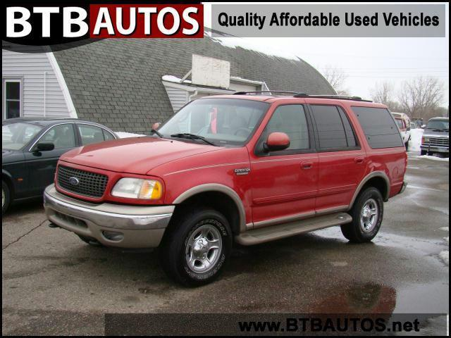2001 ford expedition eddie bauer for sale in hopkins. Black Bedroom Furniture Sets. Home Design Ideas