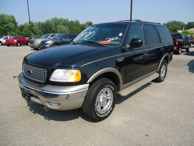 2001 ford expedition eddie bauer for sale in pekin. Black Bedroom Furniture Sets. Home Design Ideas
