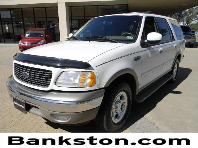 2001 ford expedition eddie bauer for sale in fort worth. Black Bedroom Furniture Sets. Home Design Ideas
