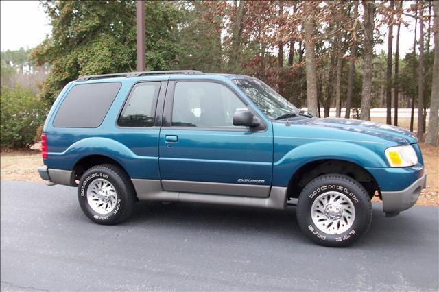 2001 ford explorer sport - Ford Explorer Sport 2001
