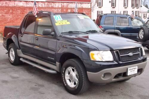 2001 ford explorer sport trac 4x4 like new ready to drive great for sale in altenwald. Black Bedroom Furniture Sets. Home Design Ideas