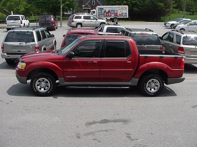 2001 ford explorer sport trac for sale in jefferson north carolina classified. Black Bedroom Furniture Sets. Home Design Ideas