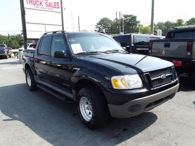 2001 ford explorer sport trac for sale in chamblee georgia classified. Black Bedroom Furniture Sets. Home Design Ideas