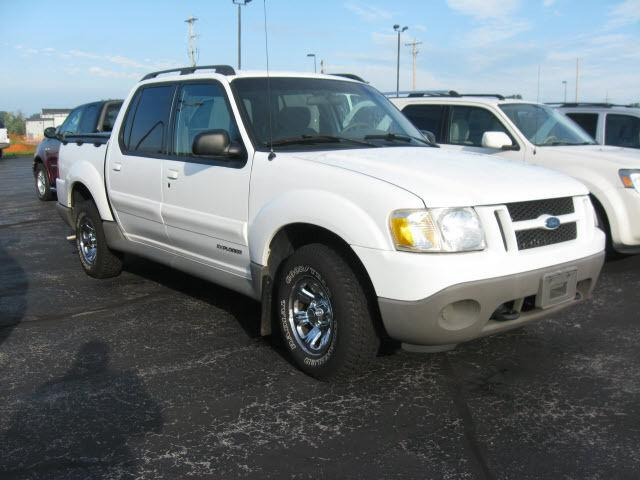 2001 ford explorer sport trac for sale in port clinton ohio classified. Black Bedroom Furniture Sets. Home Design Ideas