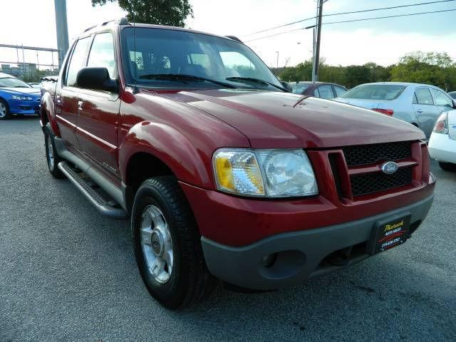 2001 ford explorer sport trac for sale in san antonio texas classified. Black Bedroom Furniture Sets. Home Design Ideas