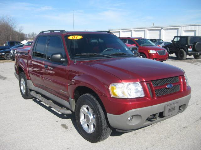 2001 ford explorer sport trac for sale in mount carmel illinois classified. Black Bedroom Furniture Sets. Home Design Ideas