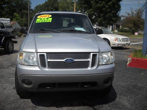 2001 ford explorer sport trac for sale in mcminnville tennessee classified. Black Bedroom Furniture Sets. Home Design Ideas