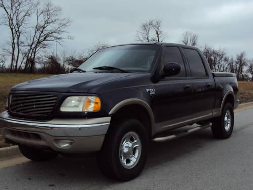 2001 ford f 150 crew cab 4x4 for sale in bentonville arkansas classified. Black Bedroom Furniture Sets. Home Design Ideas