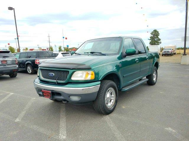 2001 ford f 150 king ranch 4dr supercrew king ranch 4wd styleside sb for sale in spokane. Black Bedroom Furniture Sets. Home Design Ideas