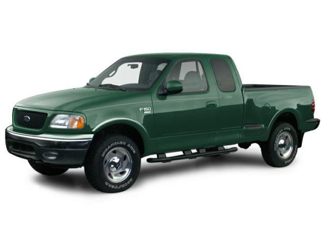 2001 Ford F-150 Lariat 4dr SuperCab Lariat 4WD