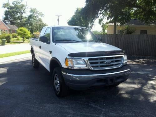2001 ford f 150 supercab short bed 4wd for sale in cape fear north carolina classified. Black Bedroom Furniture Sets. Home Design Ideas