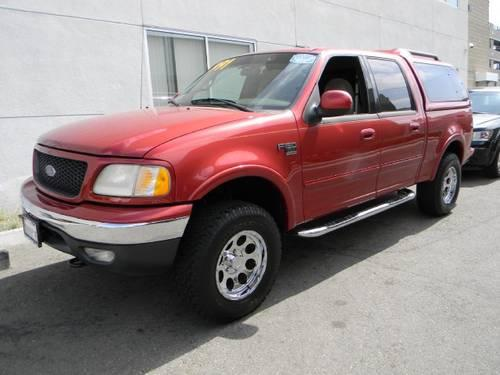 2001 ford f 150 supercrew for sale in artesia california classified. Black Bedroom Furniture Sets. Home Design Ideas