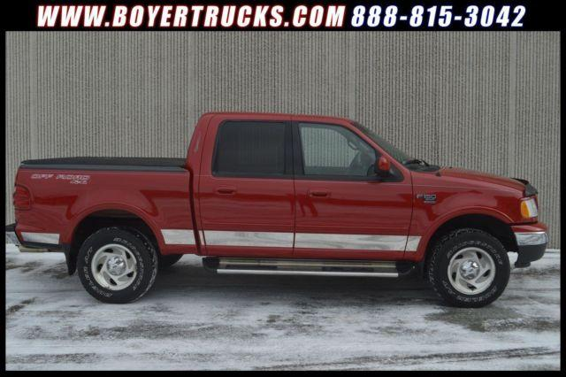 2001 ford f 150 supercrew xlt pickup 127k mi for sale in minneapolis minnesota classified. Black Bedroom Furniture Sets. Home Design Ideas