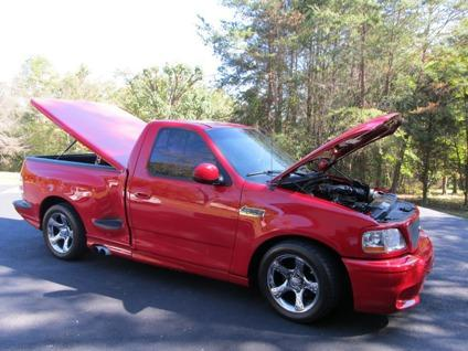 2001 ford f 150 svt lightning for sale in athens tennessee classified. Black Bedroom Furniture Sets. Home Design Ideas
