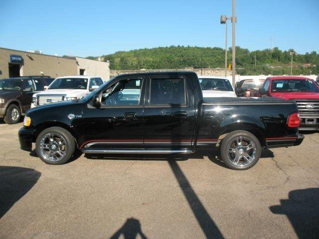 2001 ford f150 harley davidson for sale in heidelberg pennsylvania classified. Black Bedroom Furniture Sets. Home Design Ideas