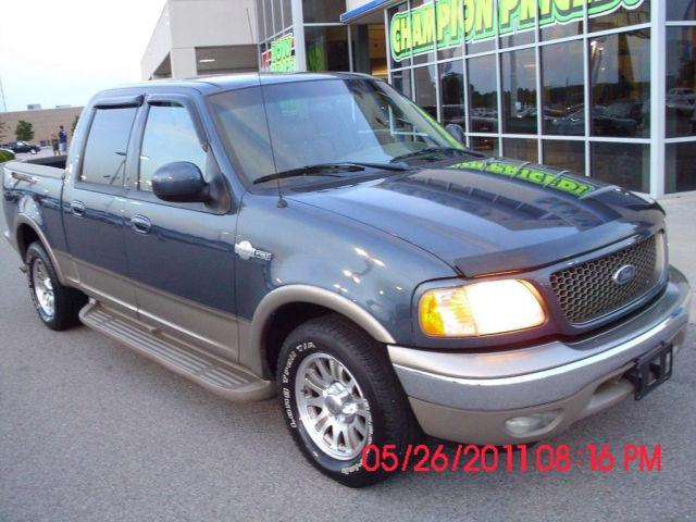 2001 ford f150 king ranch for sale in columbia south carolina classified. Black Bedroom Furniture Sets. Home Design Ideas