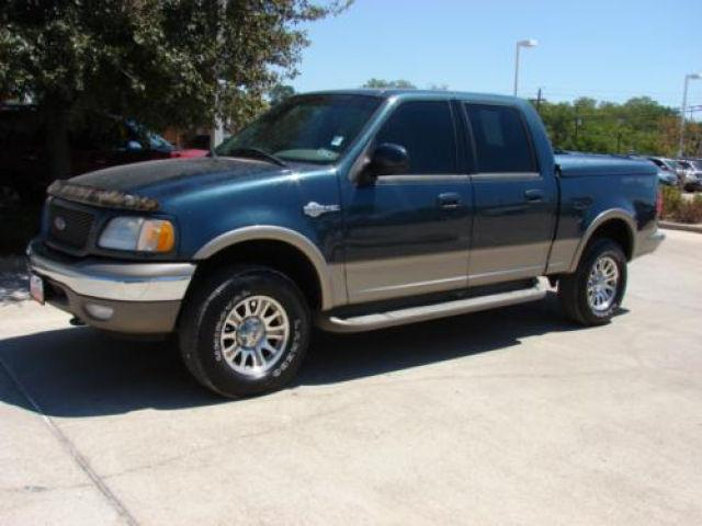2001 ford f150 king ranch supercrew for sale in college station texas classified. Black Bedroom Furniture Sets. Home Design Ideas