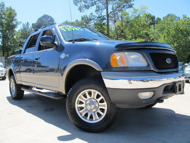 2001 ford f150 king ranch supercrew for sale in florence mississippi classified. Black Bedroom Furniture Sets. Home Design Ideas