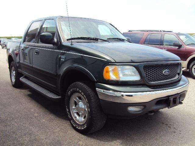 2001 ford f150 lariat for sale in eureka illinois classified. Black Bedroom Furniture Sets. Home Design Ideas