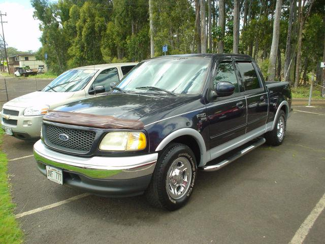 2001 Ford F150 Lariat SuperCrew