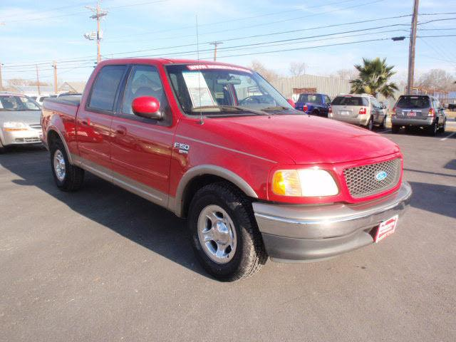 2001 ford f150 lariat supercrew for sale in kerrville texas classified. Black Bedroom Furniture Sets. Home Design Ideas
