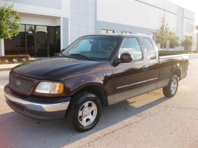 2001 ford f150 supercab for sale in orlando florida classified. Black Bedroom Furniture Sets. Home Design Ideas