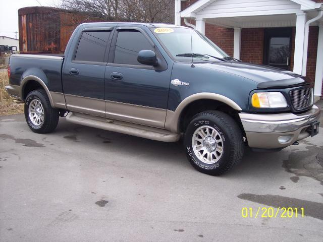 2001 ford f150 supercrew for sale in shelbyville tennessee classified. Black Bedroom Furniture Sets. Home Design Ideas