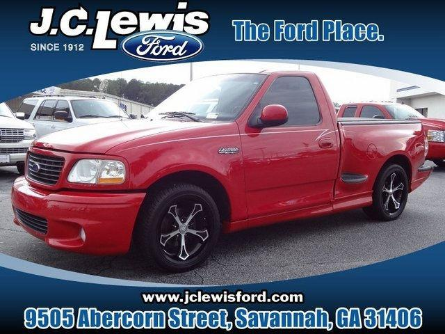 2001 ford f150 svt lightning for sale in savannah georgia classified. Black Bedroom Furniture Sets. Home Design Ideas
