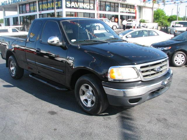 2001 ford f150 xlt for sale in hollywood florida classified. Black Bedroom Furniture Sets. Home Design Ideas