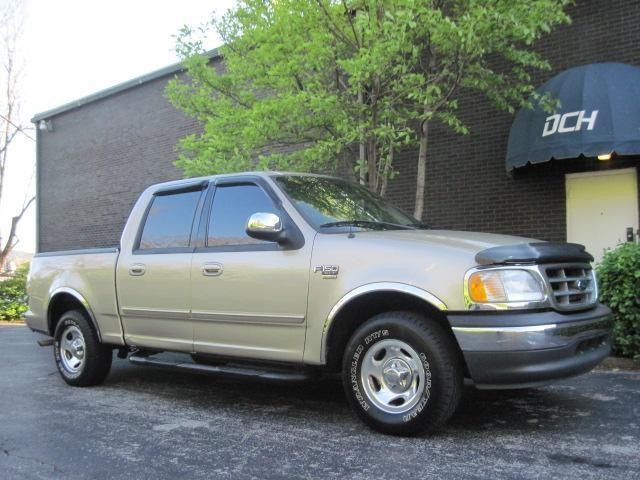 2001 ford f150 xlt supercrew for sale in nashville tennessee classified. Black Bedroom Furniture Sets. Home Design Ideas