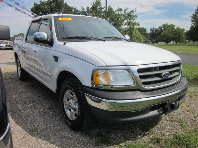 2001 ford f150 xlt supercrew for sale in mount carmel illinois. Cars Review. Best American Auto & Cars Review