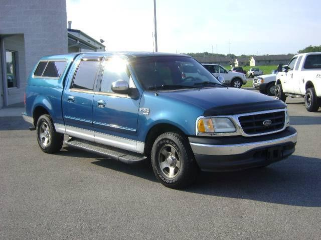 2001 ford f150 xlt supercrew for sale in montpelier ohio classified. Cars Review. Best American Auto & Cars Review