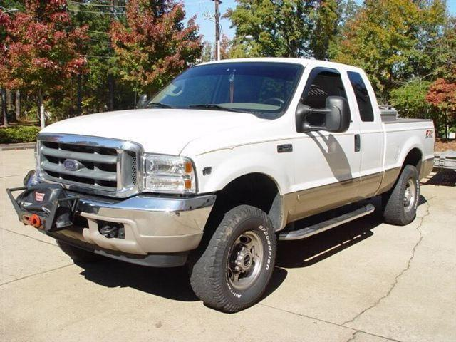 2001 ford f250 lariat for sale in roswell georgia classified. Black Bedroom Furniture Sets. Home Design Ideas