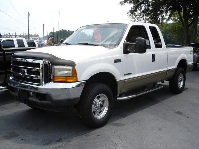 2001 ford f250 lariat for sale in anderson south carolina classified. Black Bedroom Furniture Sets. Home Design Ideas