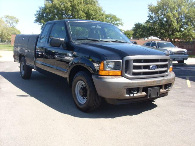 2001 ford f250 xl for sale in channahon illinois classified. Black Bedroom Furniture Sets. Home Design Ideas