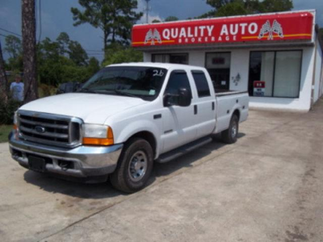 2001 ford f250 xlt crew cab super duty for sale in slidell louisiana classified. Black Bedroom Furniture Sets. Home Design Ideas