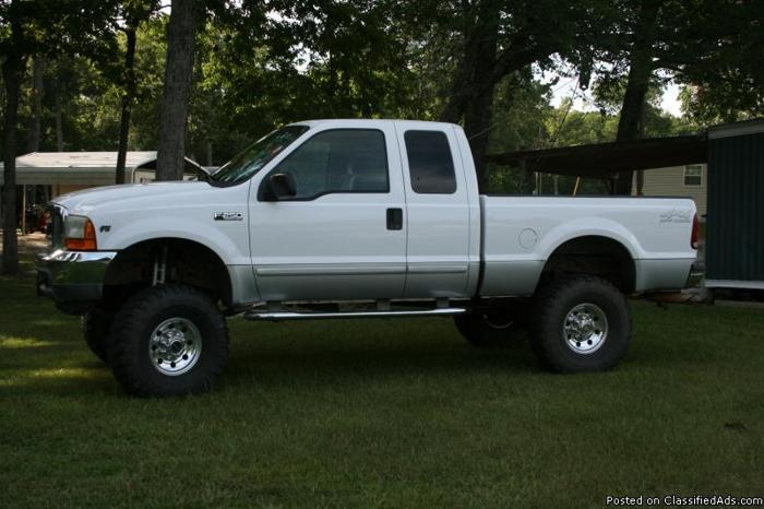 2001 ford f250 xlt supercab for sale in cheniere louisiana classified. Black Bedroom Furniture Sets. Home Design Ideas