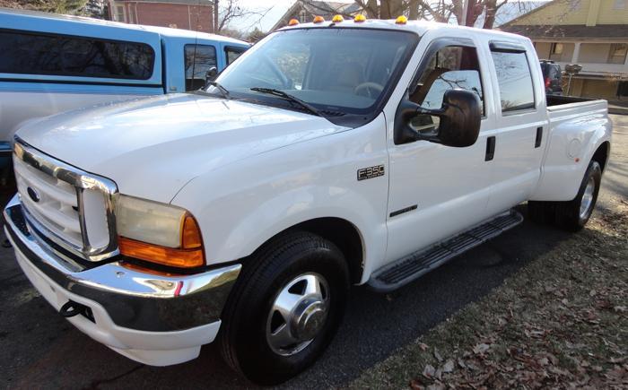 Ford F Short Bed Diesel For Sale