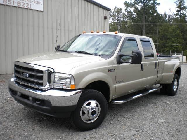 American Auto Sales Little Rock: 2001 Ford F350 XL For Sale In North Little Rock, Arkansas
