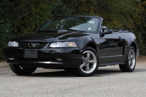 2001 ford mustang gt convertible for sale. Black Bedroom Furniture Sets. Home Design Ideas