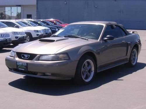 2001 Ford Mustang 2dr Convertible GT GT for Sale in Reno